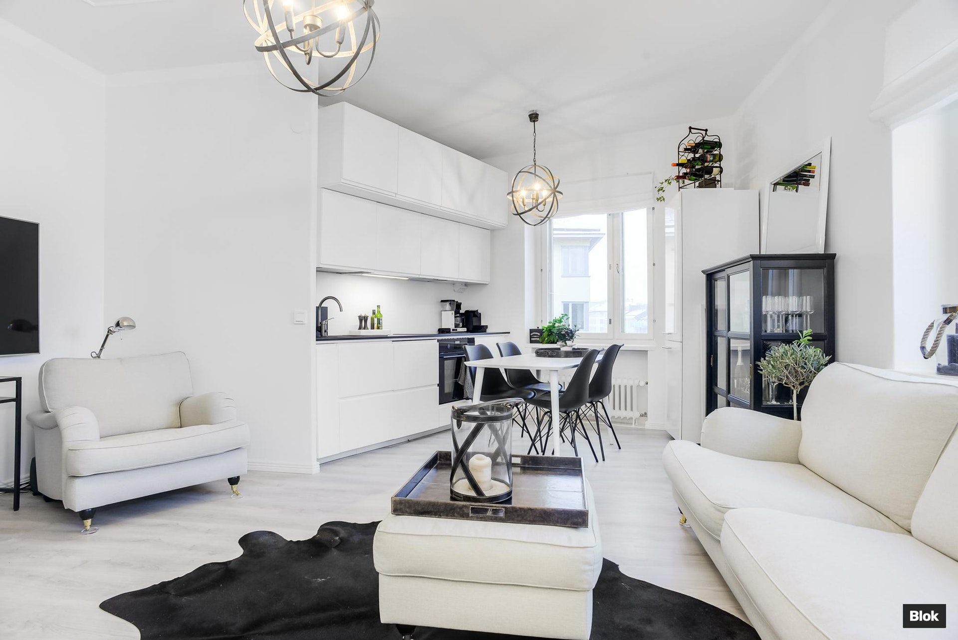 Blok ― Myytävät asunnot