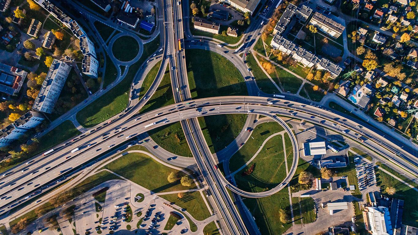 Selvitä sinulle liikenteellisesti parhaimmatasuinalueet