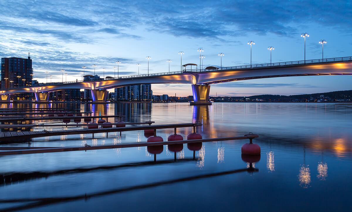 Näin asuntomarkkinat kehittyivät Jyväskylässä vuonna 2018