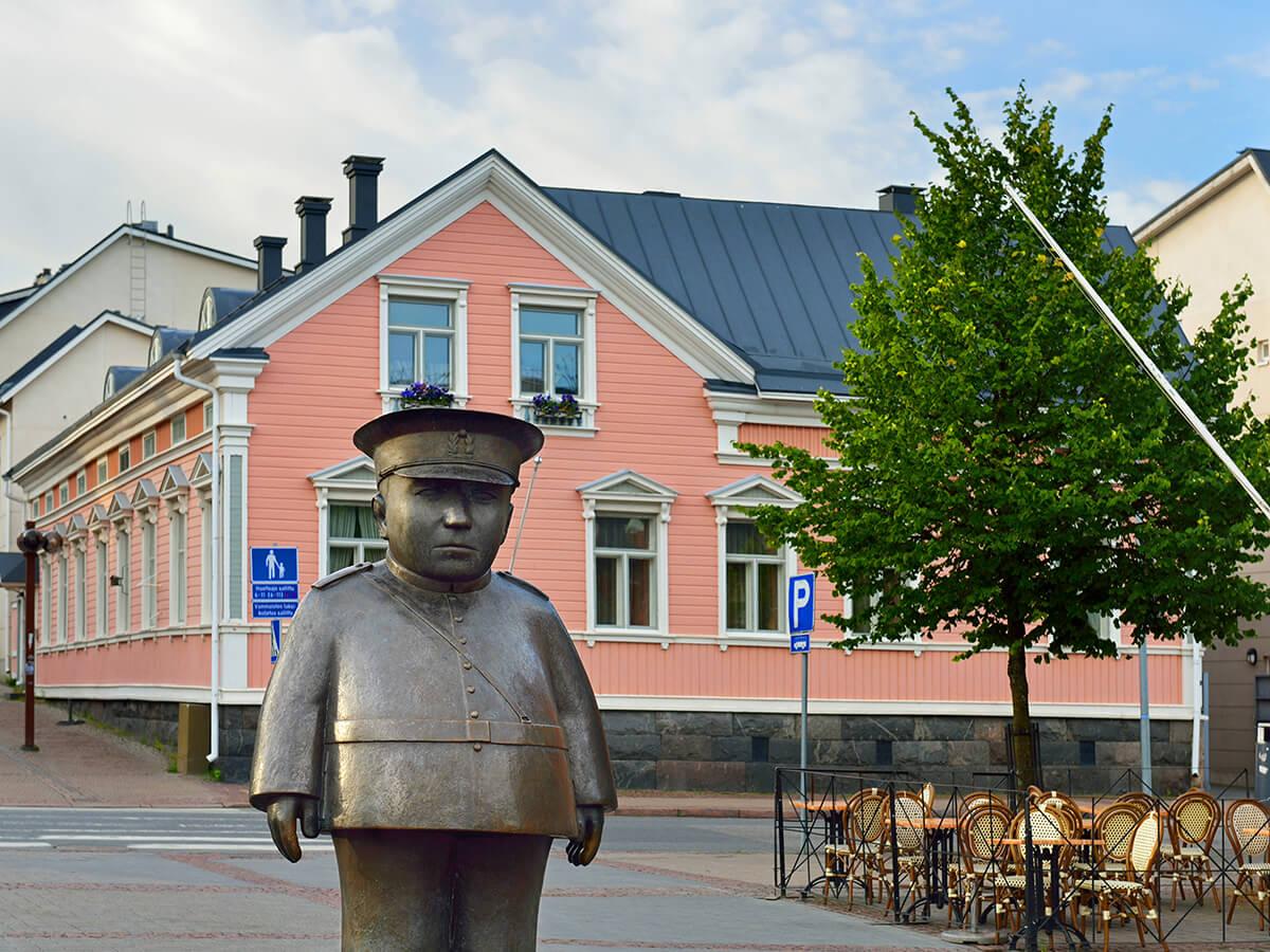 Näin asuntomarkkinat kehittyivät Oulussa vuonna 2018