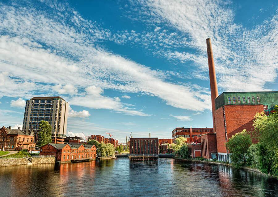 Näin asuntomarkkinat kehittyivät Tampereella vuonna 2018